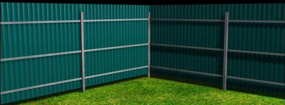 картинка продуваемый забор